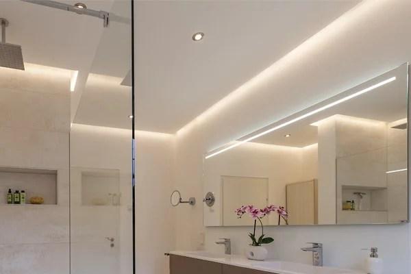 Badkamer Plafond Afsteken : Badkamer plafond verlagen amazing verlaagd plafond badkamer with