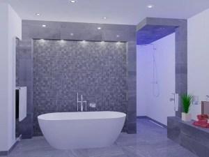 Verlaagd Plafond Badkamer-2 – Verlaagd Plafond Plaatsen