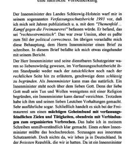 Roland Bohlinger: Ist die Freimaurerei eine nach Art 9 II GG verboten
