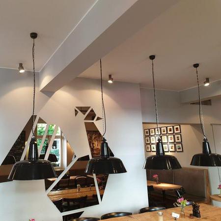 Berlin restaurant Munchen - Verlichting van Toen