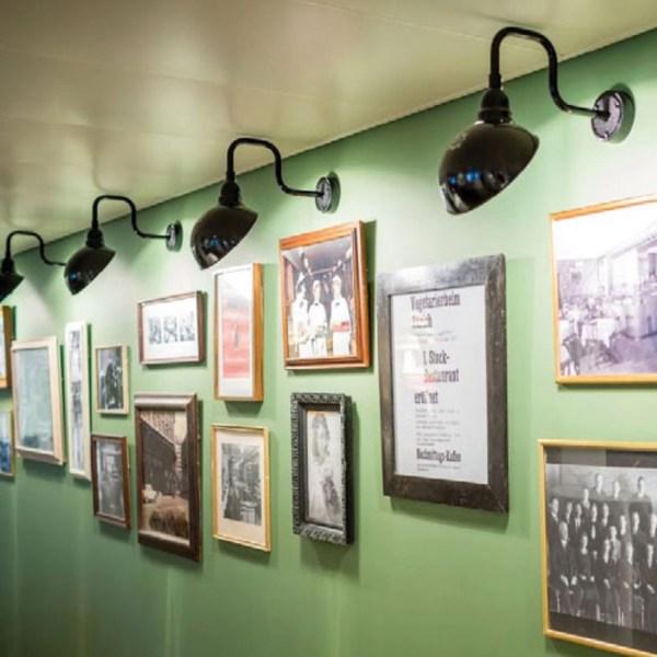 Sfeerbeeld Kelheim klassieke hanglamp - Verlichting van Toen