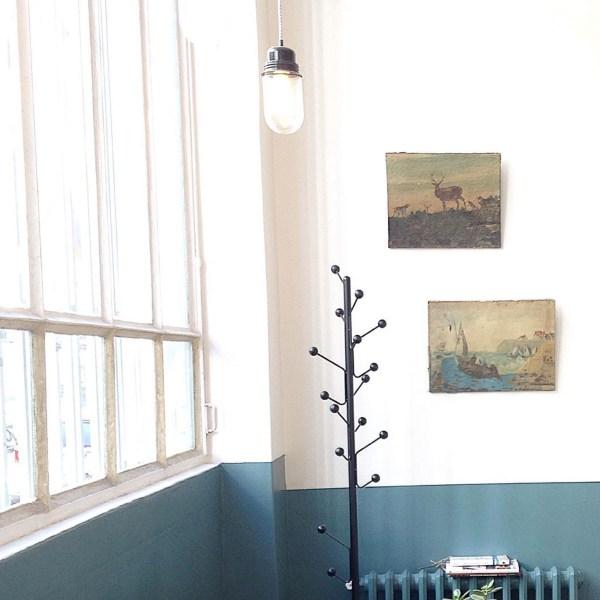 Sfeerbeeld Bruggen hanglamp industrieel - Verlichting van Toen