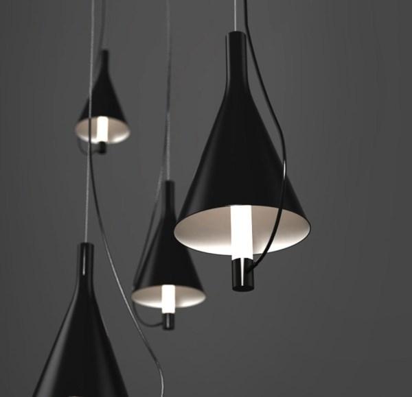 sfeerbeeld Ebolicht Tube hanglamp design - Verlichting van Toen