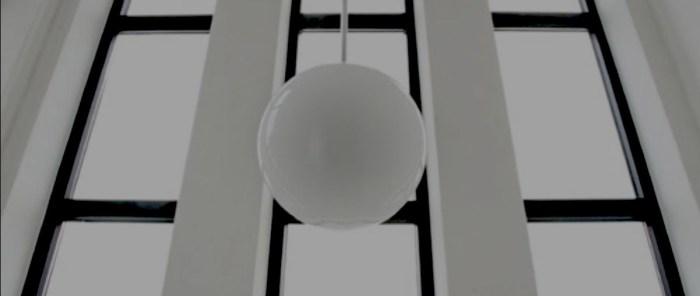 Ebolicht München hanglamp voor hoge plafonds - Verlichting van Toen