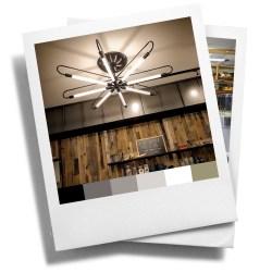 Polaroid design hanglamp - Verlichting van Toen