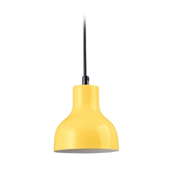 Ebolicht Madlen hanglamp RAL 1012 citroengeel - Verlichting van Toen