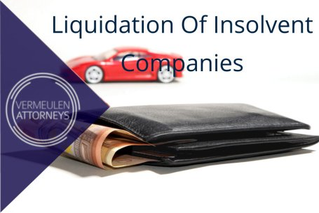 Liquidation Of Insolvent Companies
