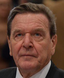 Einkommen von Gerhard Schröder