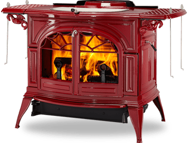 Defiant Wood Burning Stoves by Vermont Castings