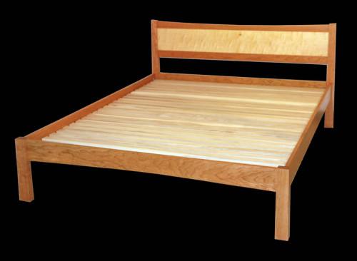 Asian Platform Bed   Guild of Vermont Furniture Makers