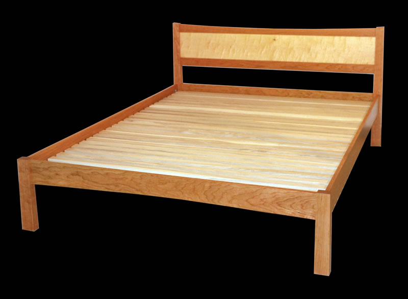 Asian Platform Bed Guild Of Vermont Furniture Makers