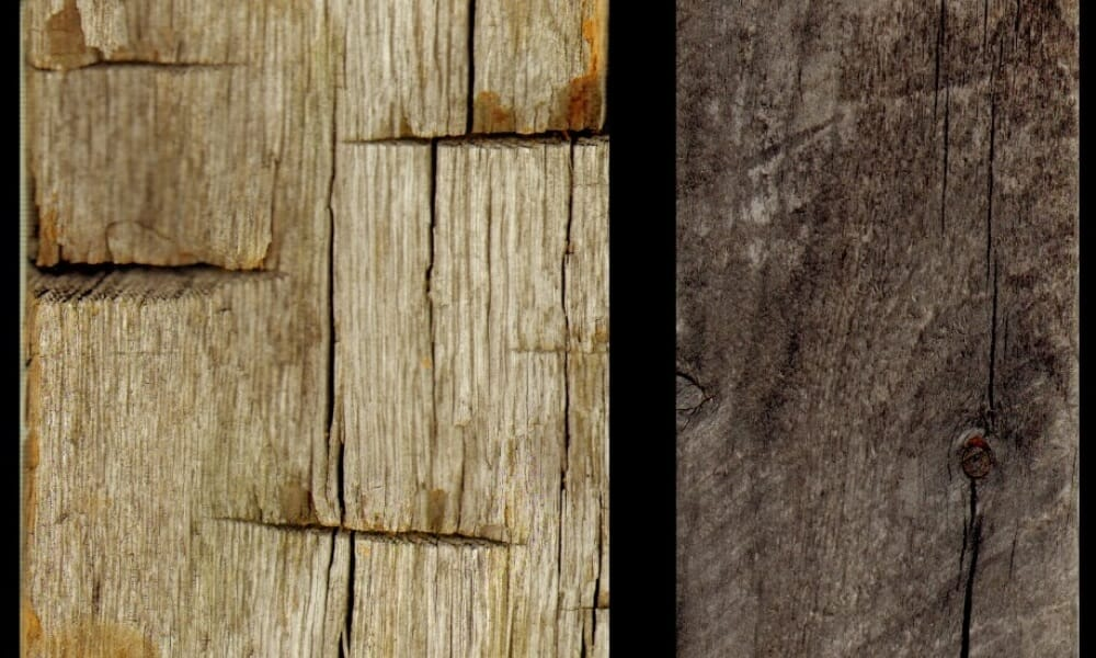 Weathered Wood Beams Antique Timber