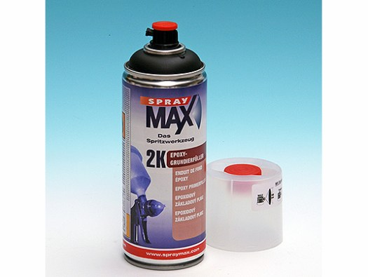 View Details 2k Spray Epoxy Primer With High Grip Power On All Problematical Substrates