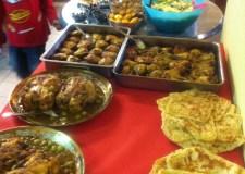 Repas interculturel d'avril 2013, MQJR Châtelaine-Balexert