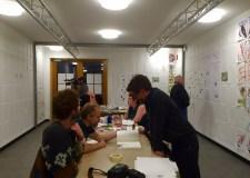Exquis: un projet de dessins contemporains aux Libellules
