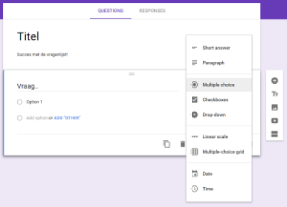 Google Forms 1