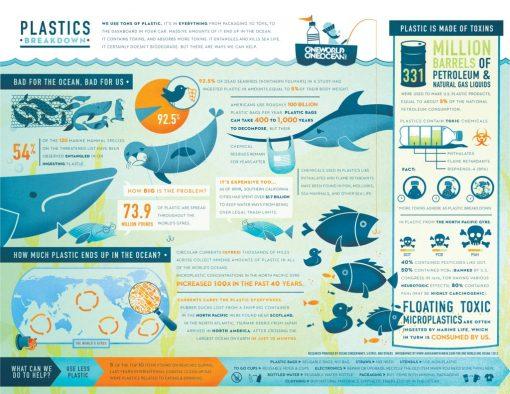 Plastics Infographic