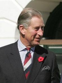 Prins Charles (foto: Witte Huis/PD)