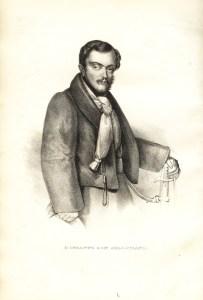 De vader van Alfonso María: don Sebastián Gabriel María Carlos Juan José Francisco Javier de Paula Miguel Bartolomé de San Geminiano Rafael Gonzaga de Borbón y Braganza (1811-1875)