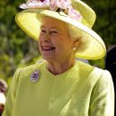 Elizabeth II (NASA/Bill Ingalls)
