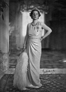 Prinses Juliana in de jaren dertig (Spaarnestad Photo)