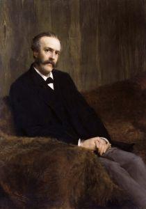 Arthur Balfour door Lawrence Alma-Tadema