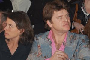 Beau van Erven Dorens en zijn vrouw Selly Vermeijden (Nick / CC A 3.0 U)