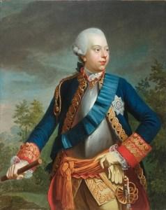 Stadhouder Willem V Batavus