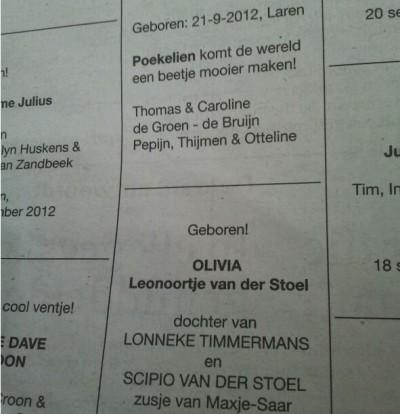 Poekelien (NRC Handelsblad, 29 september 2012)
