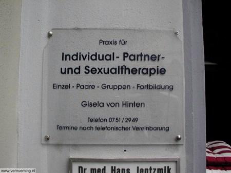 Gisela von Hinten