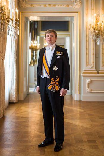 Koning Willem-Alexander (foto: RVD)