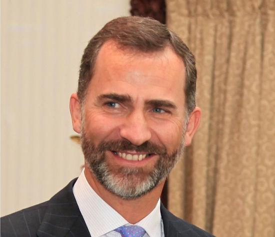 Felipe van Spanje