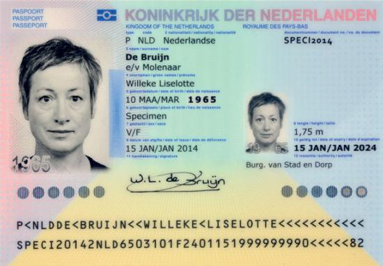 paspoort-voorbeeld