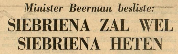 Leeuwarder Courant, 20 april 1962