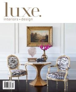 Luxe Interiors + Design Summer 2012