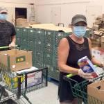 Volunteers In Penticton Begin Packaging Seasonal Food Hampers Vernon Morning Star