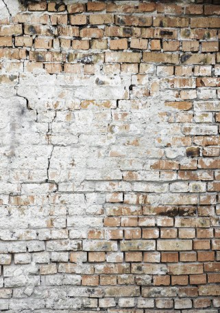 Bricks Cracked