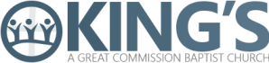 King's Logo Great Commission Baptist Church