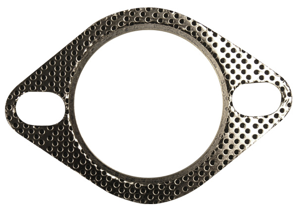 2 bolt stainless steel exhaust flanges