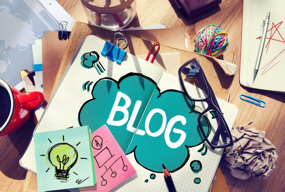 I'm starting a Blog