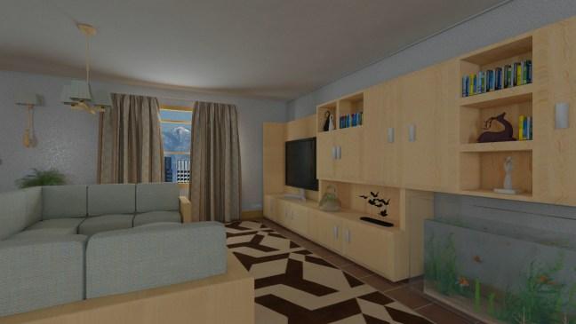 habitaci n en 3d max ver nica ruiz
