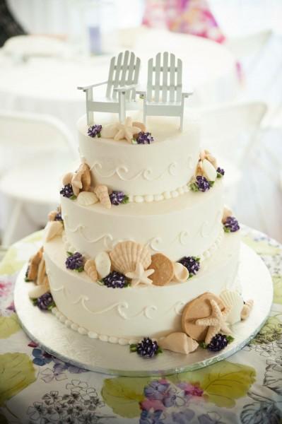 Veronicas Sweetcakes Beach And Nautical Cakes