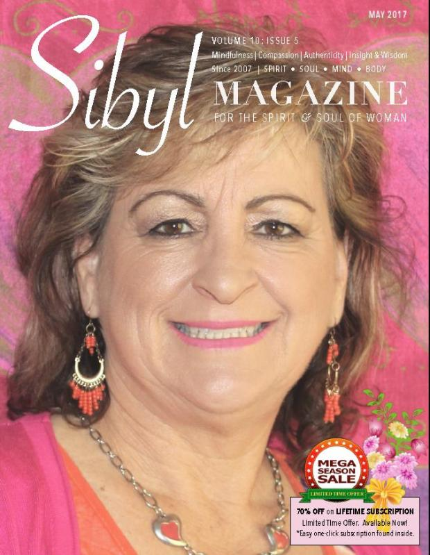 Sibyl Magazine May 2017