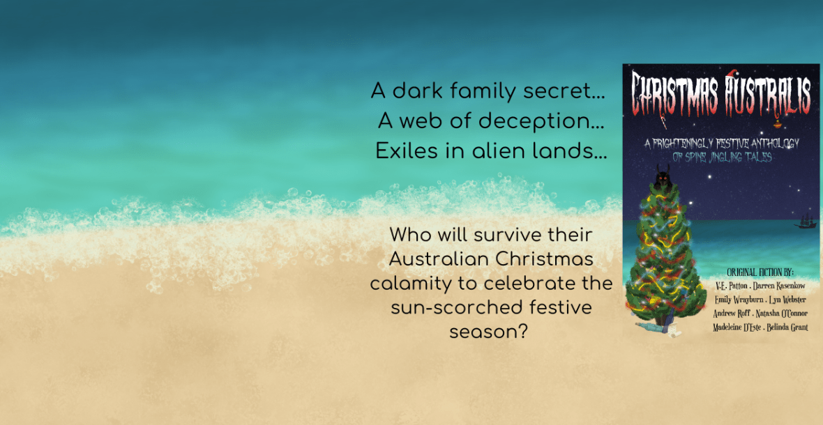 Christmas Australis cover and invitation to read