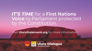 It's Time for a First Nations Voice to Parliament protected by the Constitution