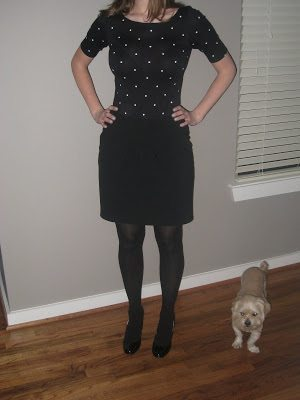 OOTD: Polka-Dot Pretty