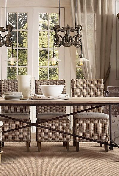 Home Updates: Dining Room & Window Coverings