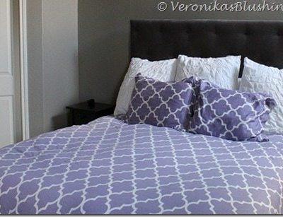 Master Bedroom Update: New Campaign Style Nightstands
