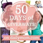Giveaway with Daily Mom: Sugarjack Diaper Bag!