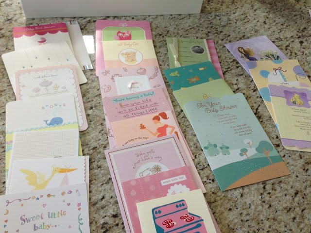 DIY: Transform Your Baby Shower Cards into Nursery Art!